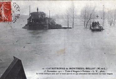 Catastrophe de 1911