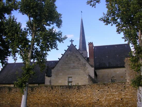 La chapelle de l'hôpital Saint Jean