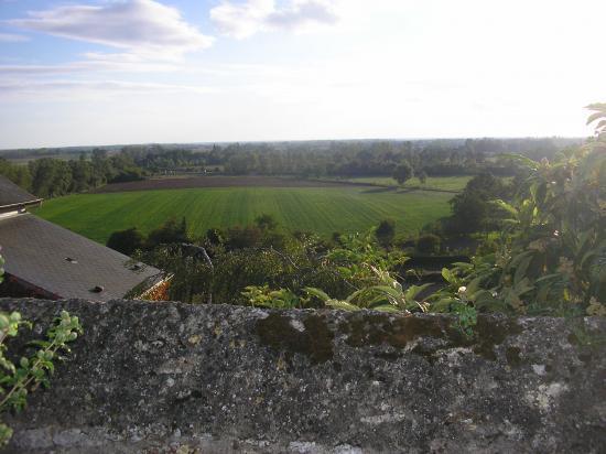 La plaine vers Thouars