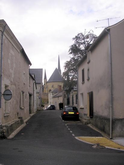 Rue Grégoire BORDILLON