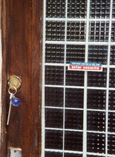 Une maison de Montreuil, sous sécurité !