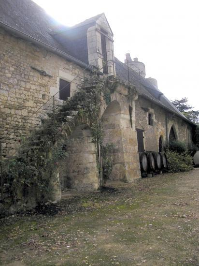 celliers du château
