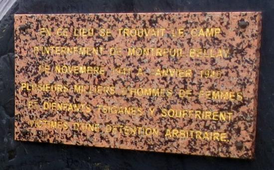 Camp montreuil plaque 20 11 2015